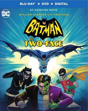 Бэтмен против Двуликого (2018)