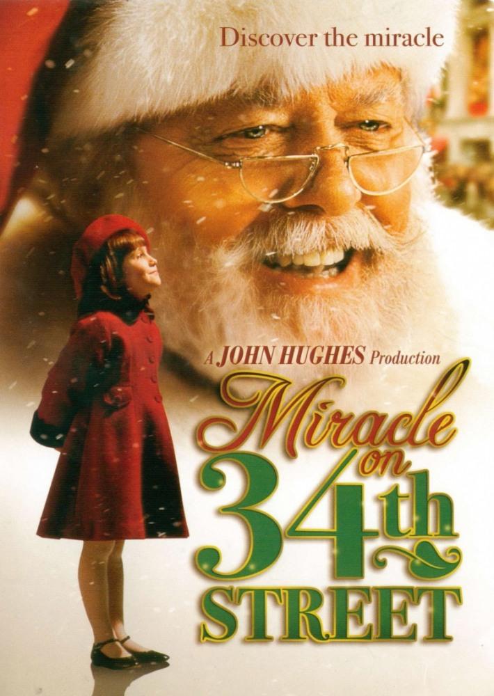 Онлайн: Чудо на 34-й улице / Miracle on 34th Street (1994)