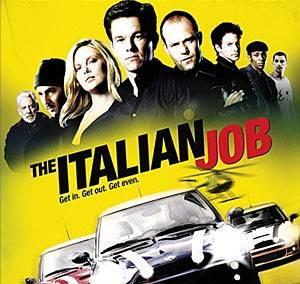 Ограбление по-итальянски / The Italian Job (2003)