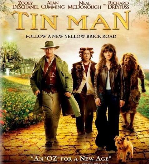 Заколдованное королевство / Железный человек / Tin Man [Mini-Series] (2007) смотреть онлайн
